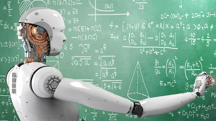 3d rendering robot learning or solving problems